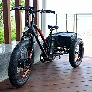 Addmotor Motan Electric Tricycle Review | Cycling Merchandise